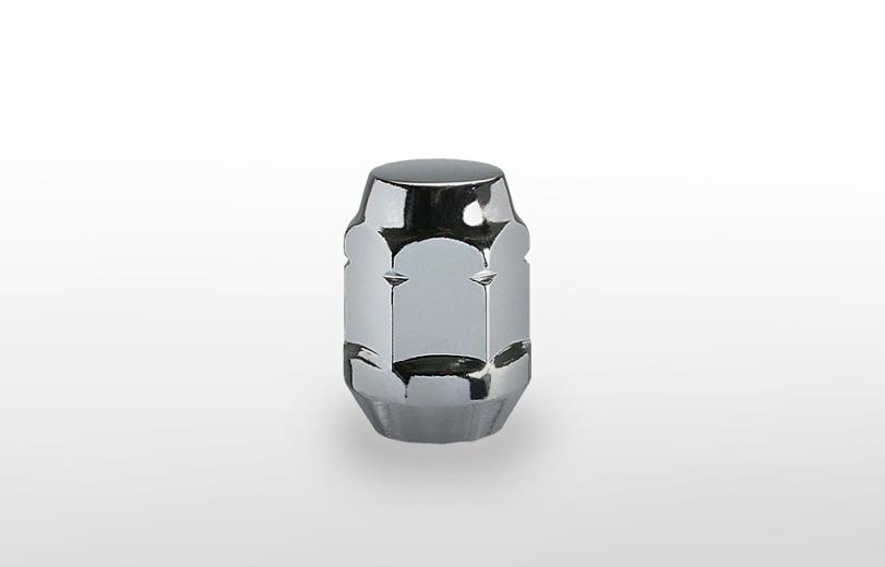 60°テーパー座 ロング(31mm) クロム ホイールナット M12×P1.25 19HEX