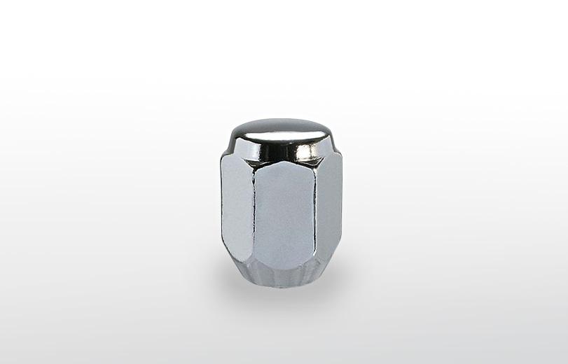 60°テーパー座 ロング(31mm) クロム ホイールナット M12×P1.5 21HEX