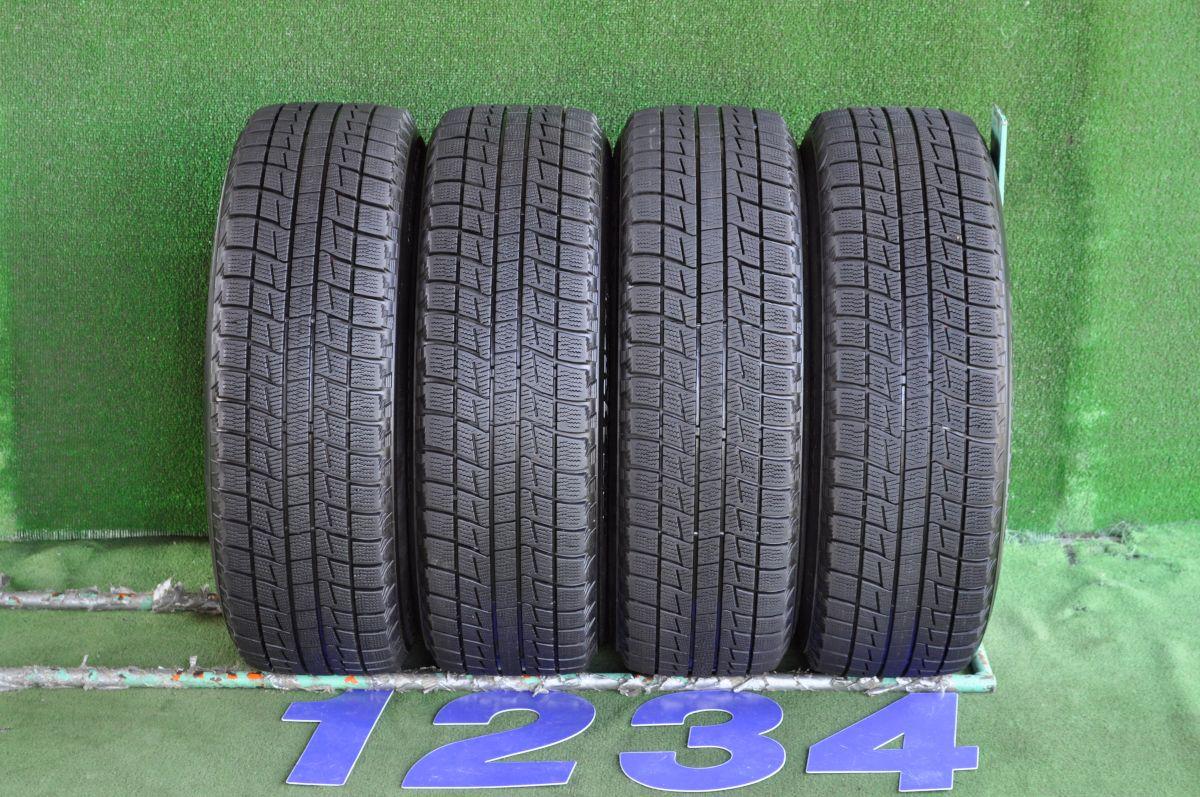 AUDI A4 純正 ブラック BRIDGESTONE ST30 195/65R15 4本SET