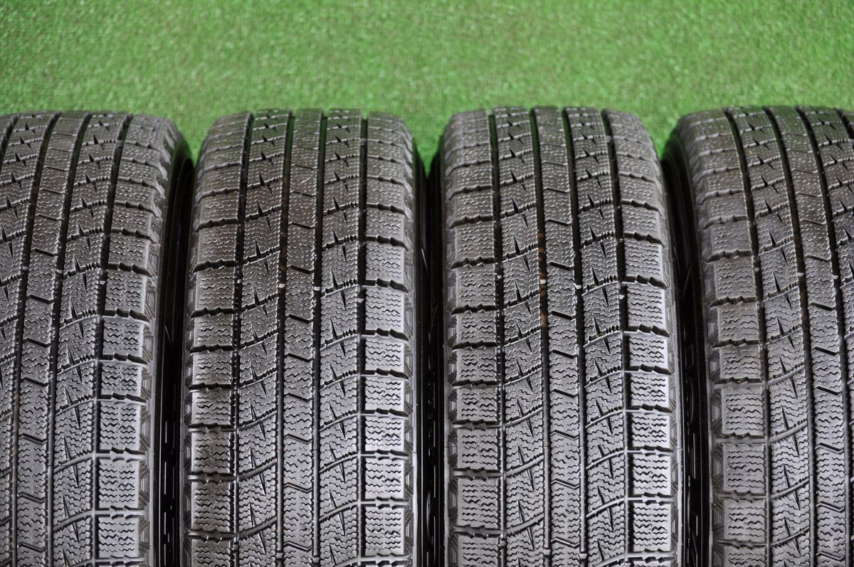 DUNLOP Reverline シルバー MARSHAL ICE KING KW21 175/70R14 4本SET
