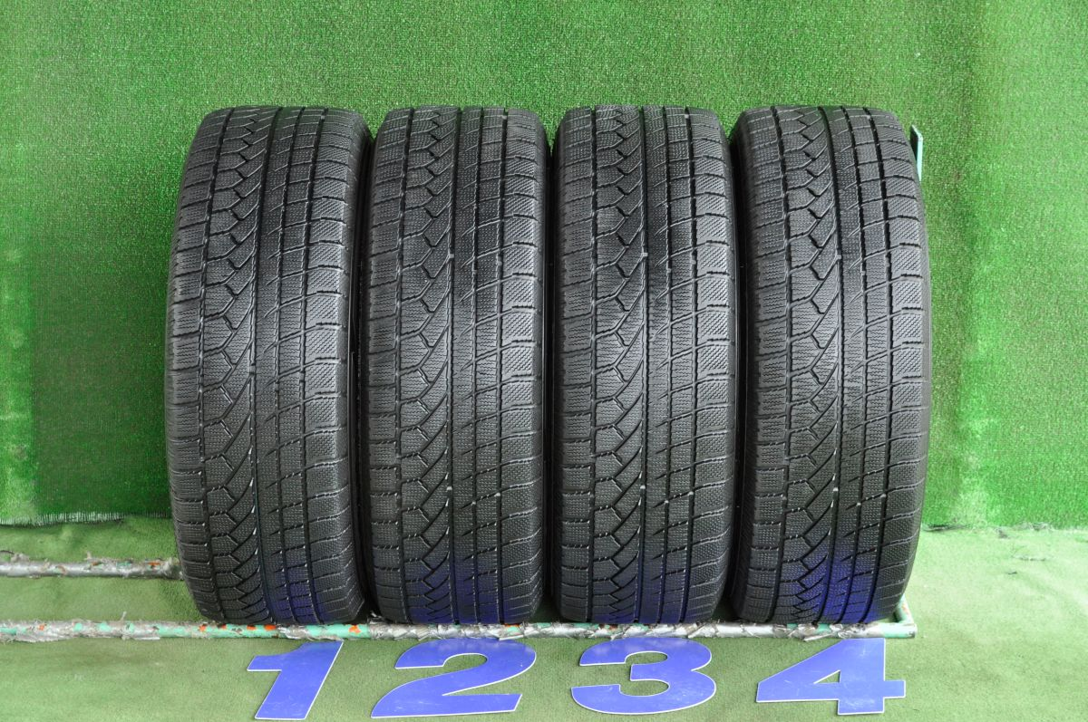 KOSEI AIRBERG ガンメタ TOYO Winter TRANPATH M2 215/60R16 4本SET