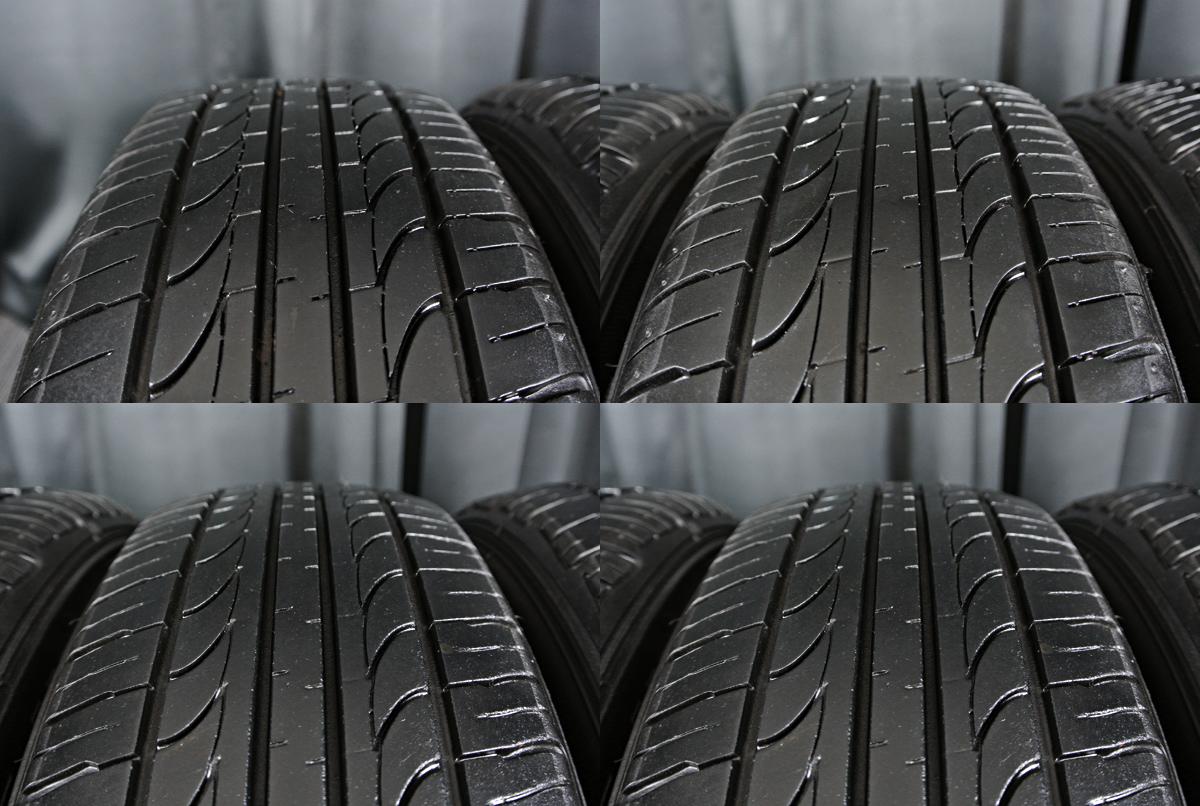 TOYOTA 純正 ホワイト GOODYEAR GT-Hybrid 155/65R13 4本SET