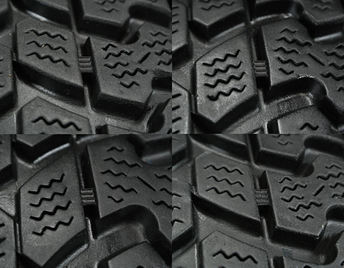 TOPY マットブラック GOODYEAR 4×4 UG ICENAVI 225/70R15 4本SET