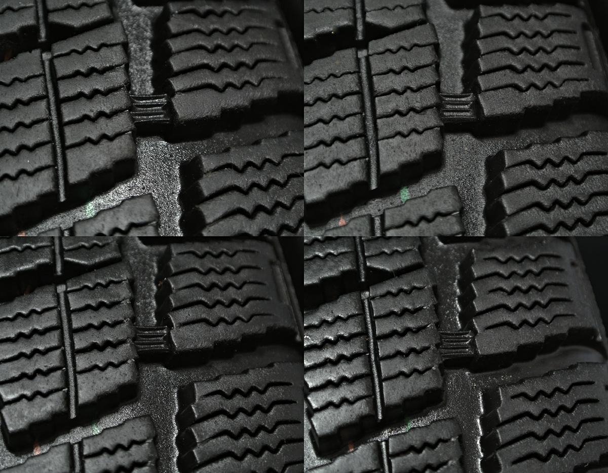 MERCEDES-BENZ C-CLASS W202 純正 シルバー GOODYEAR ICENAVI NH 205/65R15 4本SET