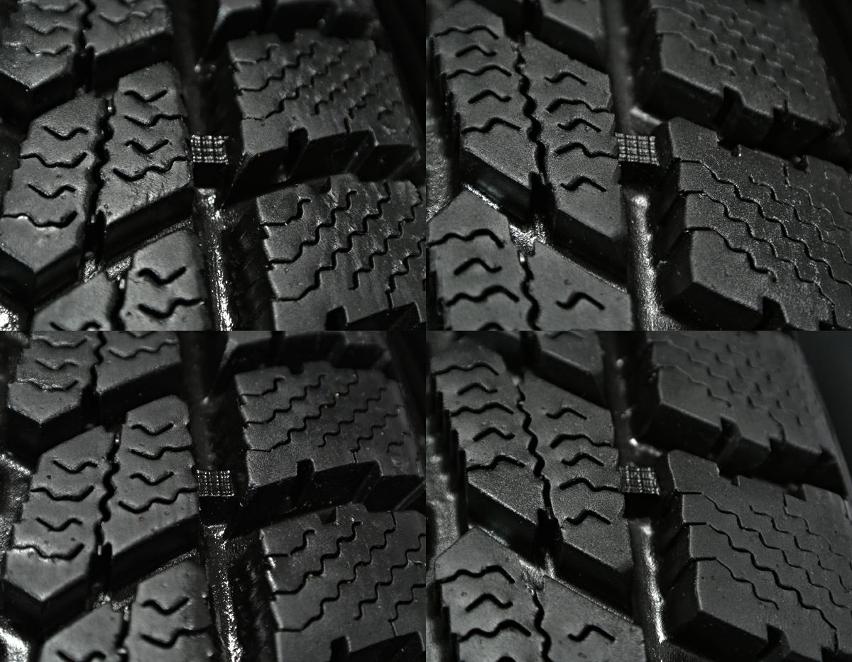 MITSUBISHI パジェロミニ 純正 ブラック TOYO Winter TRANPATH S1 175/80R15 4本SET