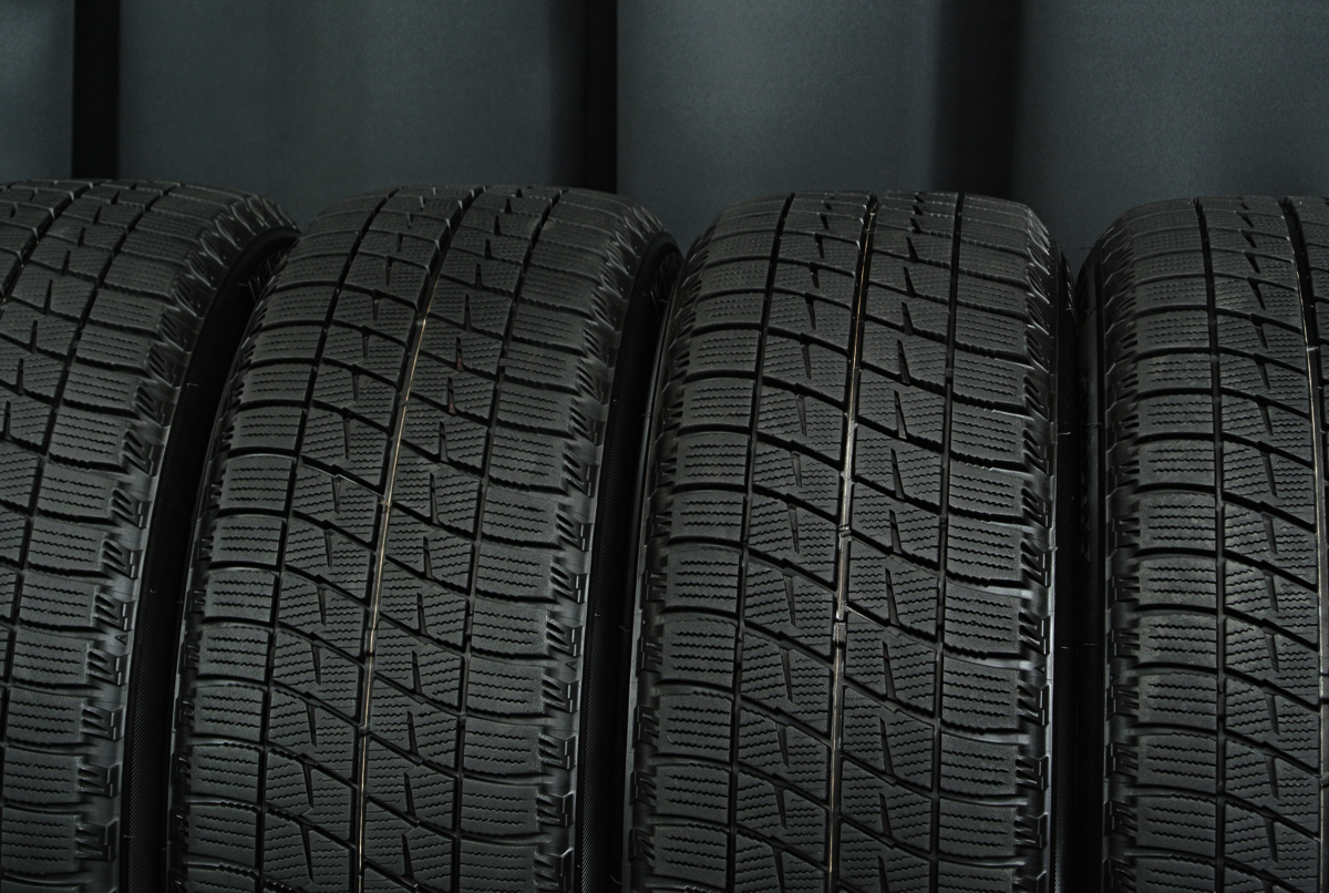 KOSEI TARGA AGA Nordic シルバー BRIDGESTONE ICEPARTNER 185/60R15 4本SET