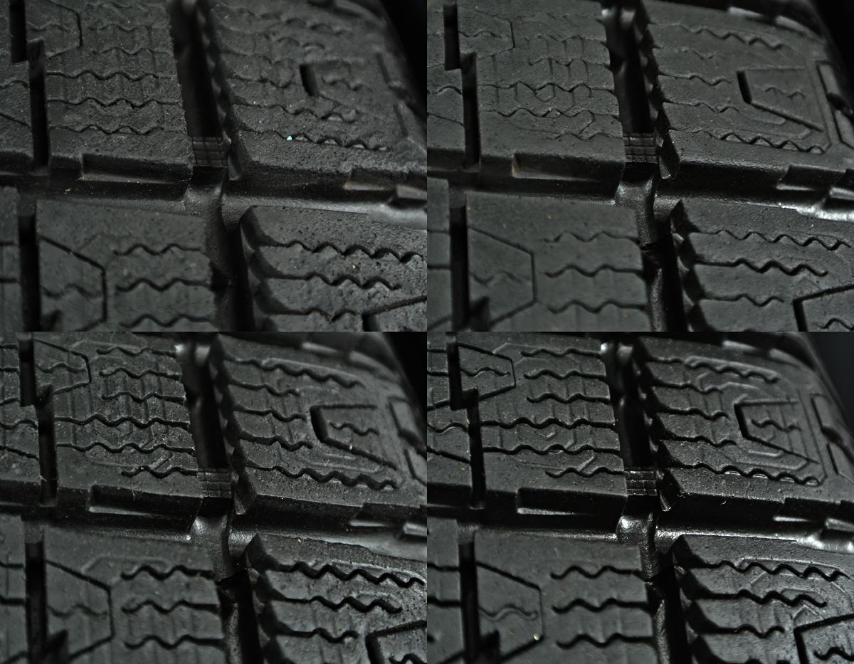 TOYOTA エスティマ 純正 ブラック TOYO GARIT G5 215/60R16 4本SET