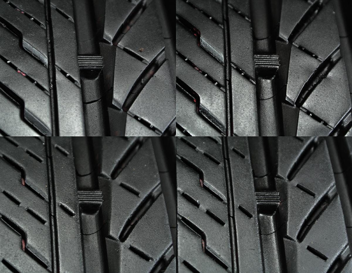 WEDS RIZLEY KS ブラック&ポリッシュ BRIDGESTONE DUELER H/L 850 215/60R17 4本SET
