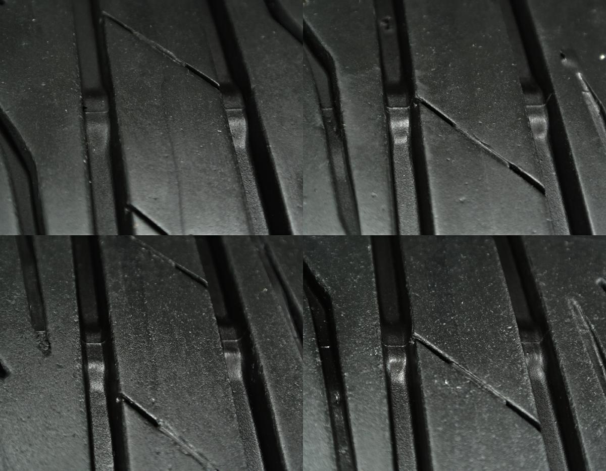FABULOUS PROFOUND-D シルバー DUNLOP LEMANS LM704 215/40R18 4本SET