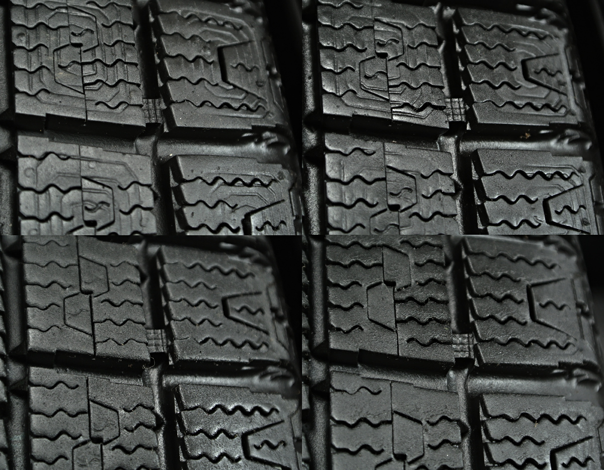 TOKYO SHARIN BUSTER PRIME シルバー TOYO GARIT G5 155/65R13 4本SET