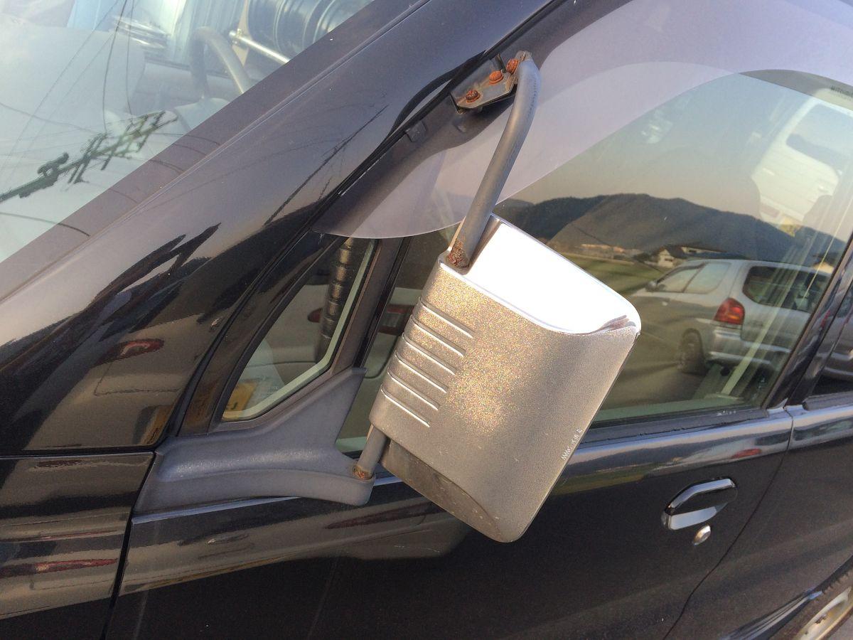 廃車解体寸前の軽自動車を貨物4ナンバー登録してセカンドカーへ