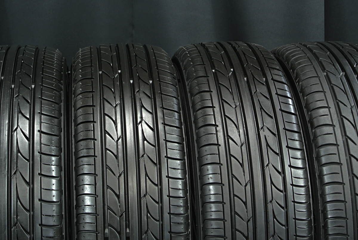 MITSUBISHI 純正 シルバー YOKOHAMA DNA Earth-1 165/60R15 4本SET