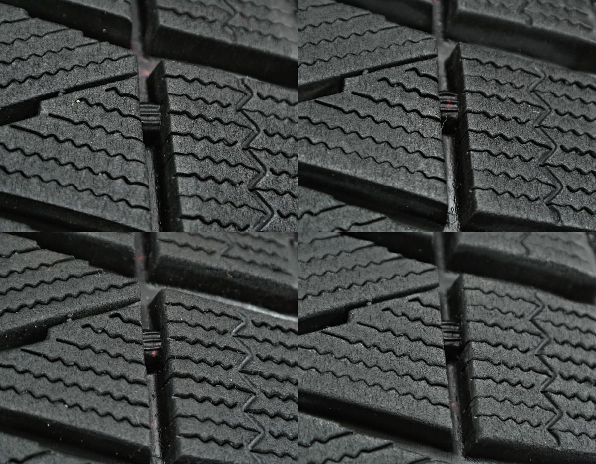 TOYOTA プリウス 純正 ブラック BRIDGESTONE BLIZZAK REVO-GZ 195/65R15 4本SET