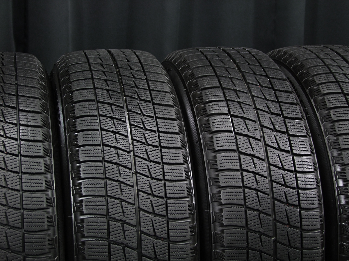 BRIDGESTONE TARGA AGA Nebel シルバー BRIDGESTONE ICEPARTNER 185/60R15 4本SET