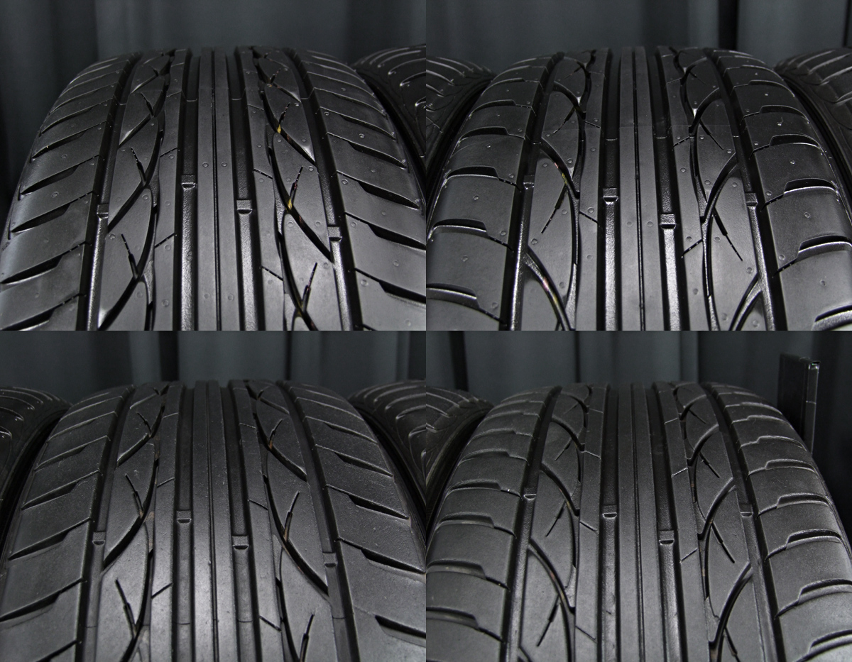 A-TECH SCHNEIDER R.P.M. Premium Light ガンメタ HANKOOK ZETRO S4 215/45ZR17 4本SET