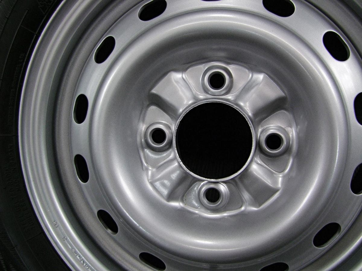 油野工業 YM シルバースチール DUNLOP WINTER MAXX SV01 165R14 6PR LT 4本SET