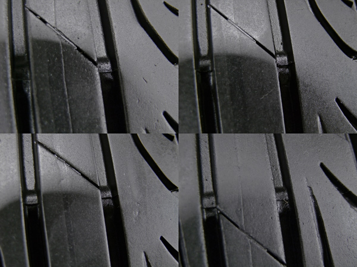 SUBARU レガシィツーリングワゴン・レガシィB4 純正 ガンメタ DUNLOP LE MANS LM704 215/45R17 4本SET