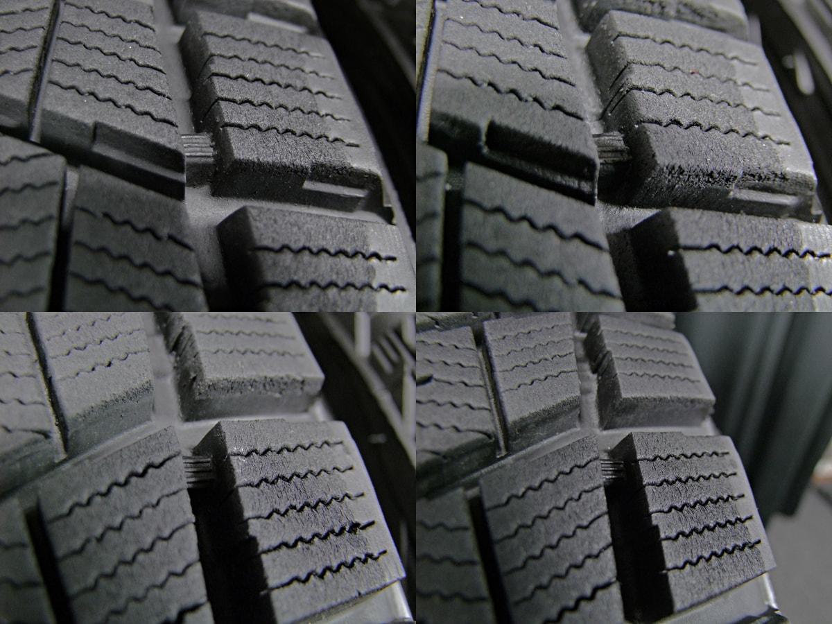 BRIDGESTONE ECO FORME SE-10 シルバー BRIDGESTONE BLIZZAK DM-V1 225/65R17 4本SET