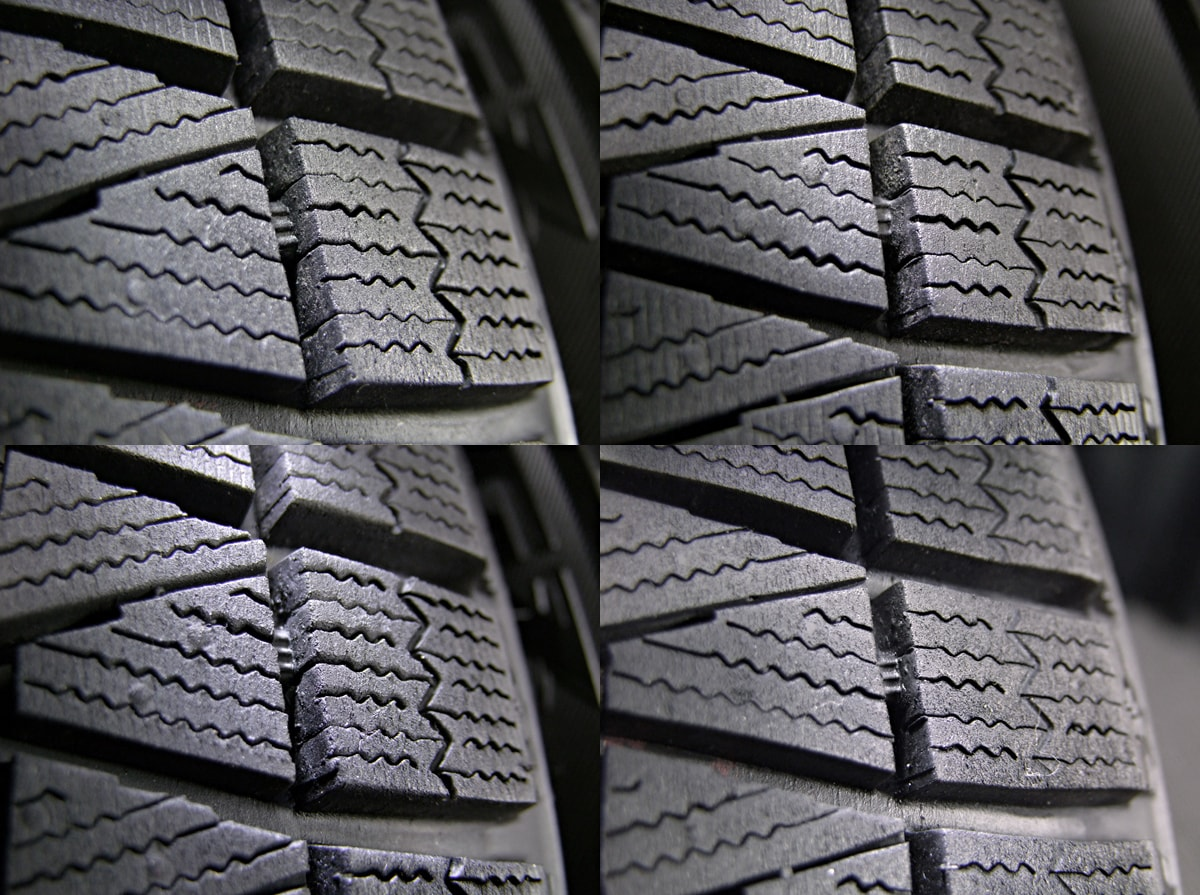 Advanti Racing CREED シルバー BRIDGESTONE BLIZZAK REVO-GZ 185/60R15 4本SET