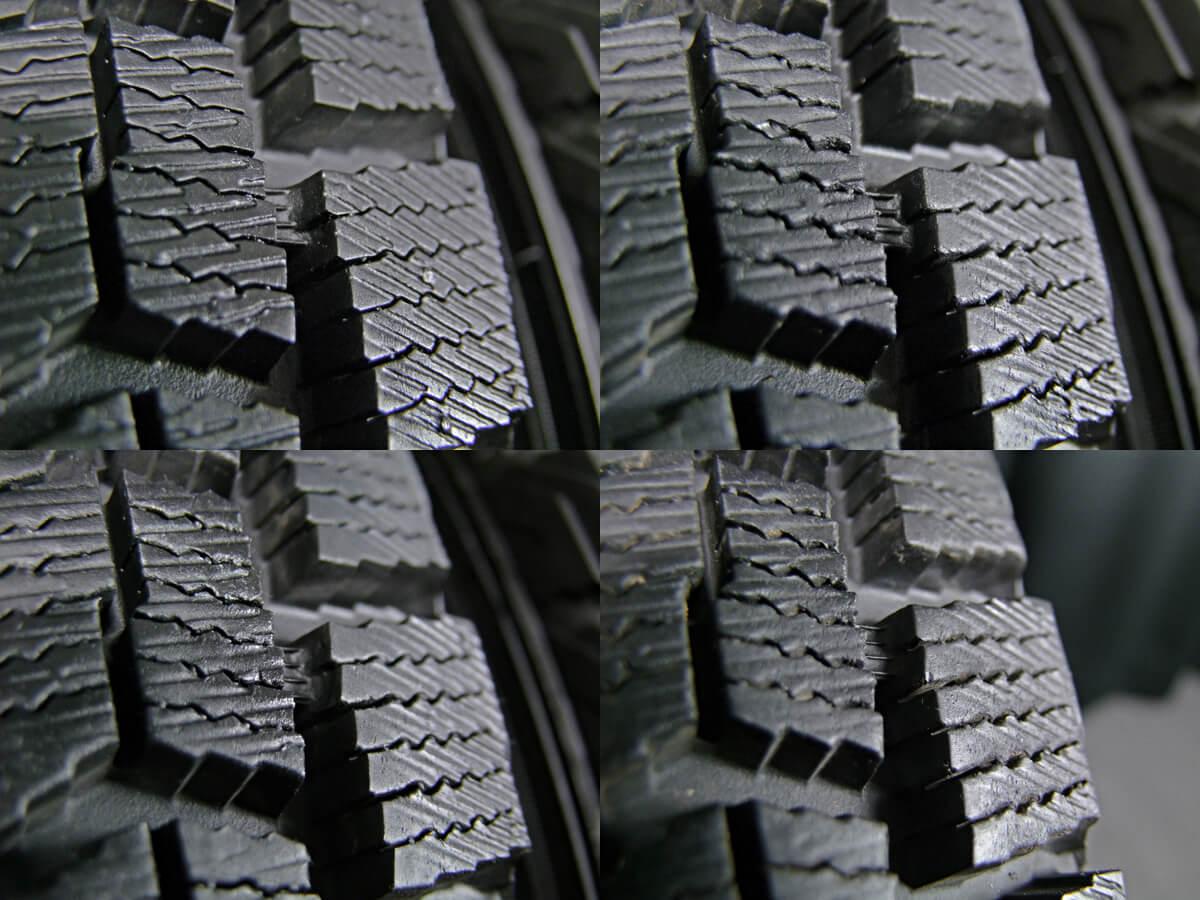 KINO SPORTS シルバー GOODYEAR ICENAVI ZEA 185/70R14 4本SET