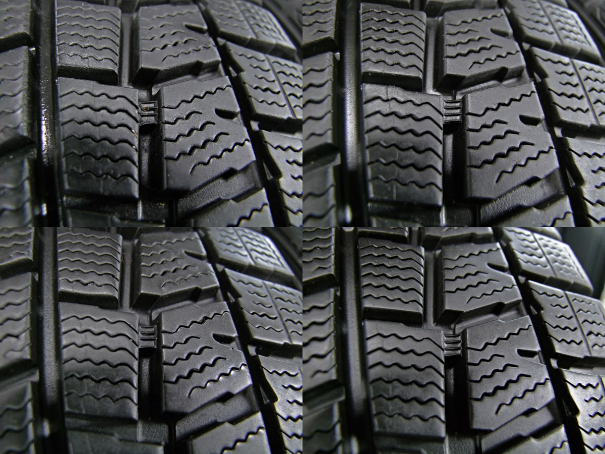 MANARAY SPORT EUROSPEED G-10 ダークシルバー DUNLOP WINTER MAXX 01 175/65R15 4本SET