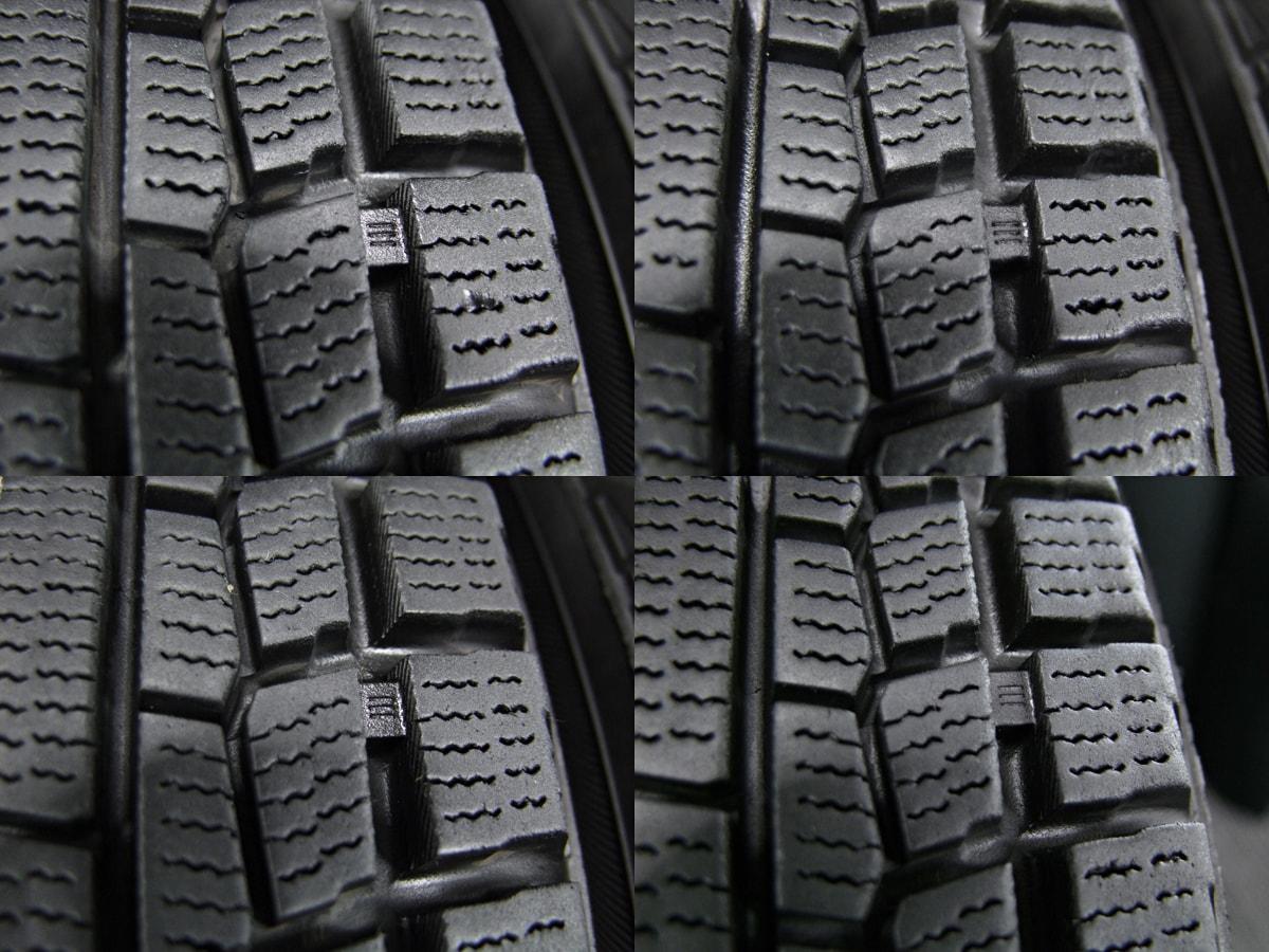 DAIHATSU タント 純正 ブラック YOKOHAMA iceGUARD iG20 145/80R13 4本SET