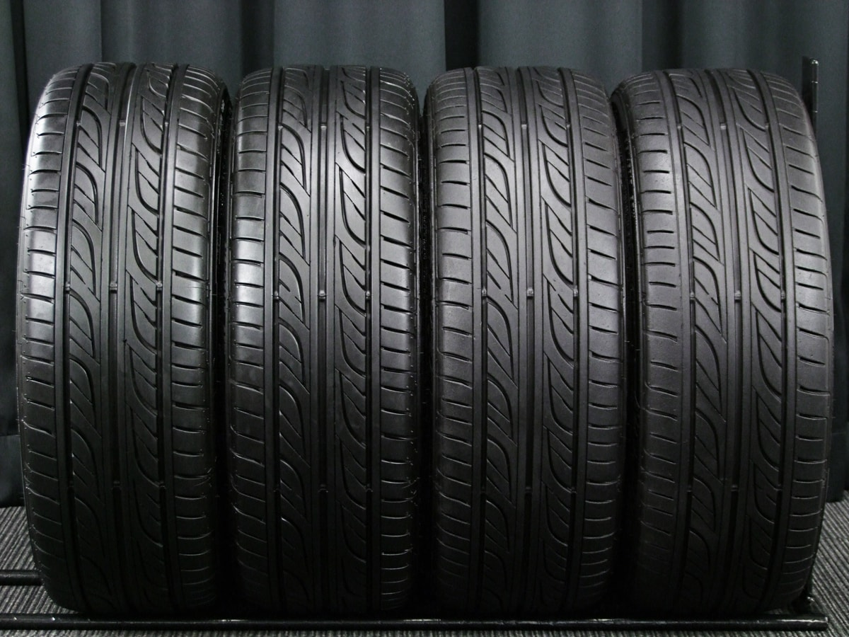 MANARAY SPORT EUROSPEED MX5 ブラック&ポリッシュ GOODYEAR EAGLE LS2000 Hybrid2 215/45R17 4本SET