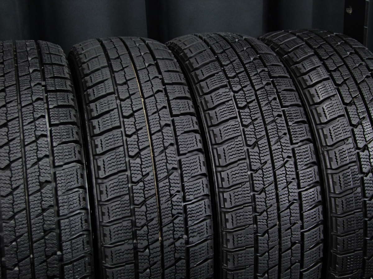 MANARAYSPORT ROADLINE FX シルバー GOODYEAR ICENAVI ZEA2 155/65R13 4本SET