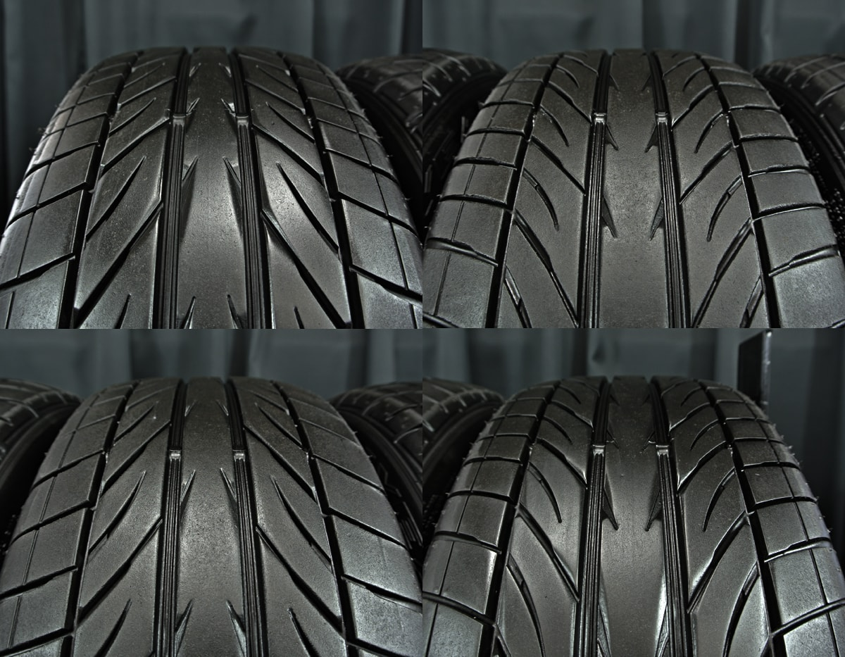 A-TECH SCHNEIDER AX-52 ブロンズ GOODYEAR EAGLE REVSPEC RS-02 195/50R16 4本SET