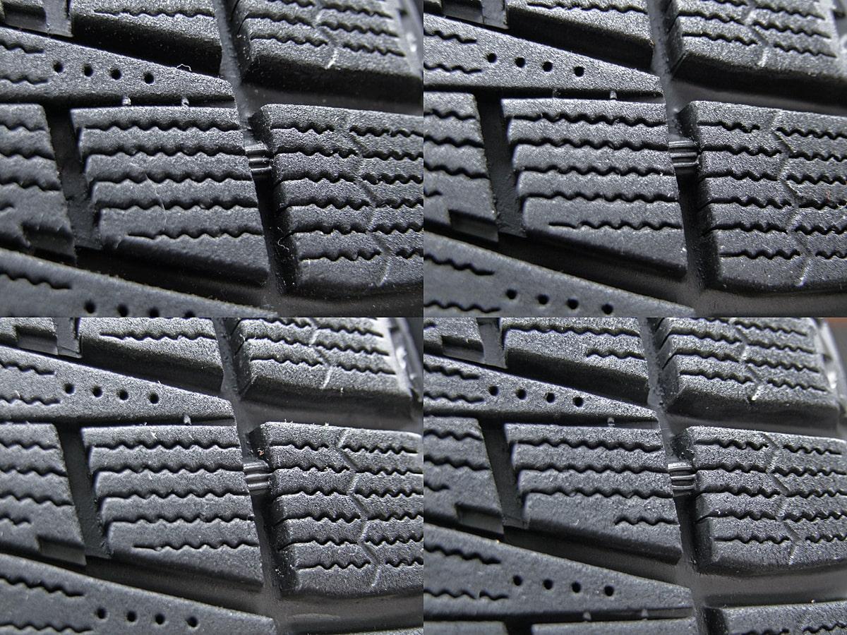 KYOHO ZWEI 7S ホワイト BRIDGESTONE BLIZZAK REVO2 185/65R15 4本SET