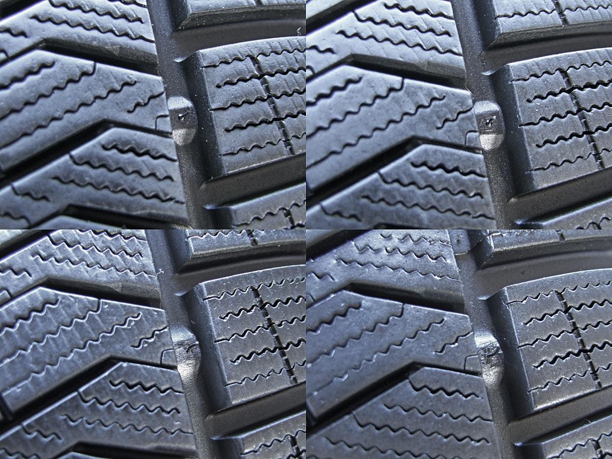ATS TWIN シルバー PIRELLI ICE ASIMMETRICO 225/55R16 4本SET