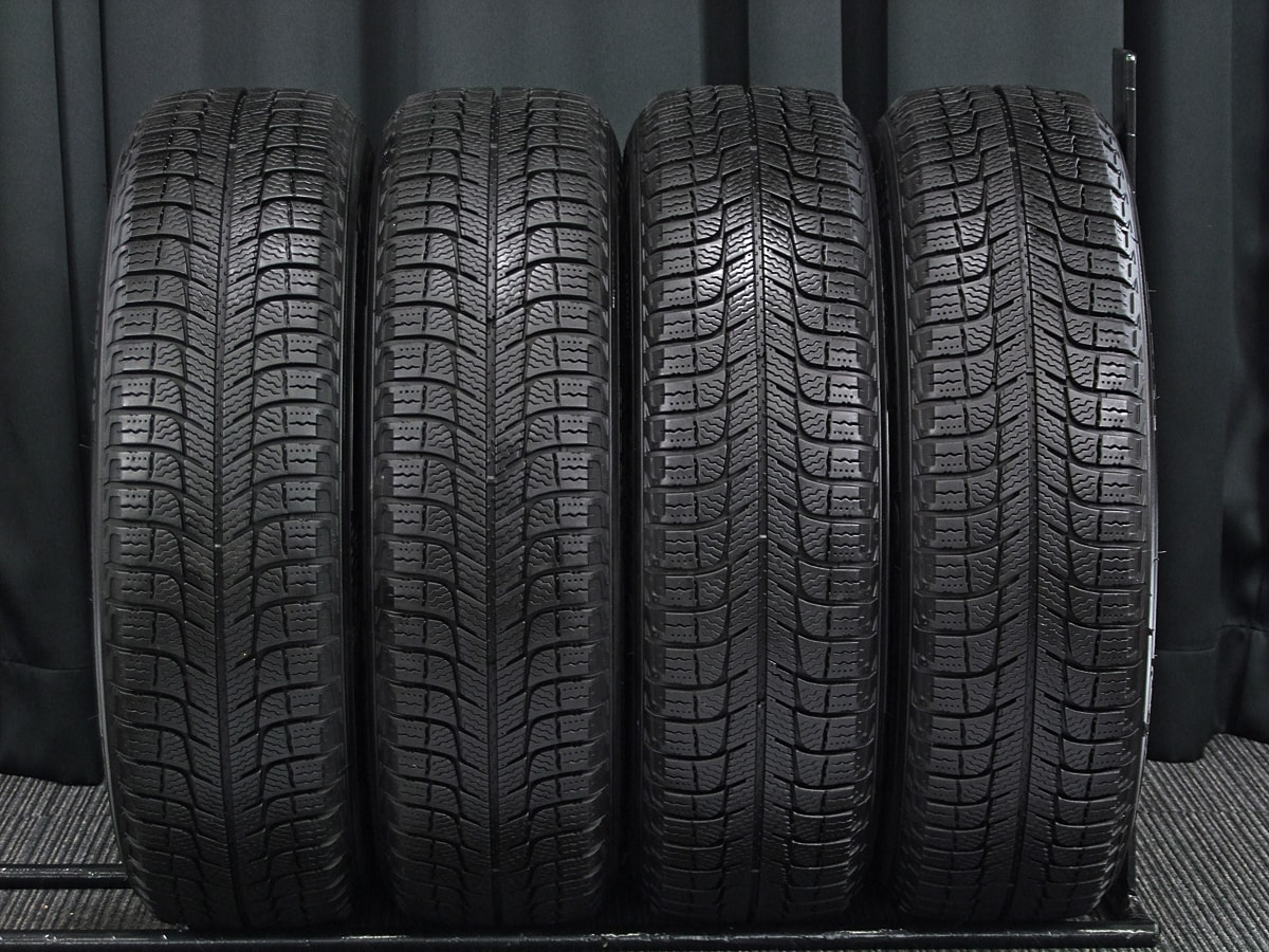 BMW MINI 純正 シルバースチール MICHELIN X-ICE XI3 175/65R15 4本SET