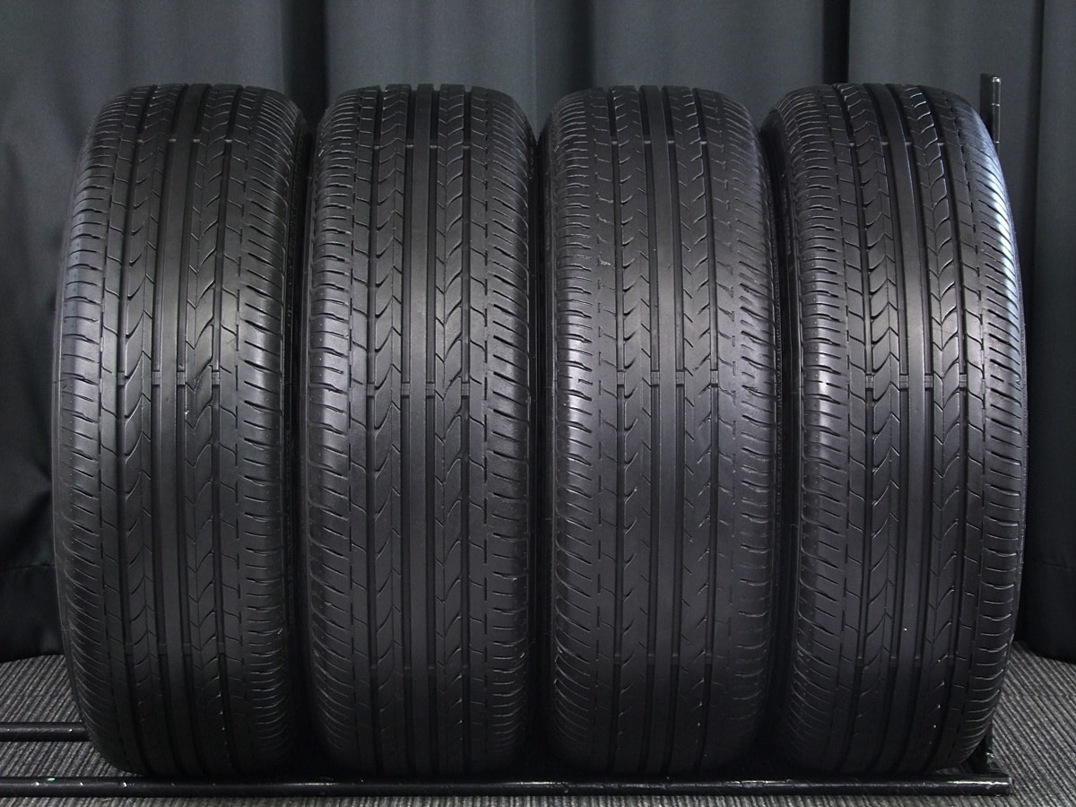 HOT STUFF Exceeder EX5 ダークシルバー INTERSTATE ECO Tour PLUS 195/65R15 4本SET