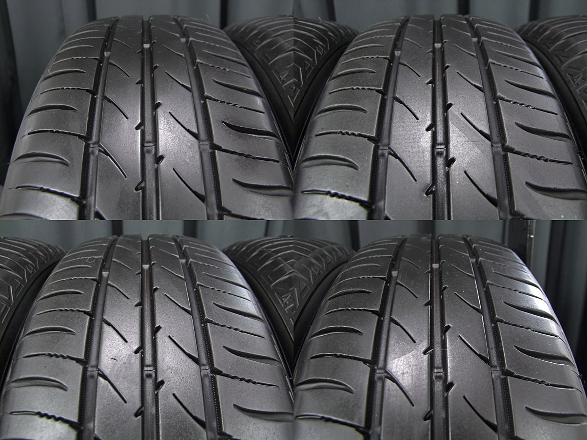 MANARAY SPORT EUROSPEED C'S シルバー TOYO NANOENERGY 3PLUS 175/65R14 4本SET