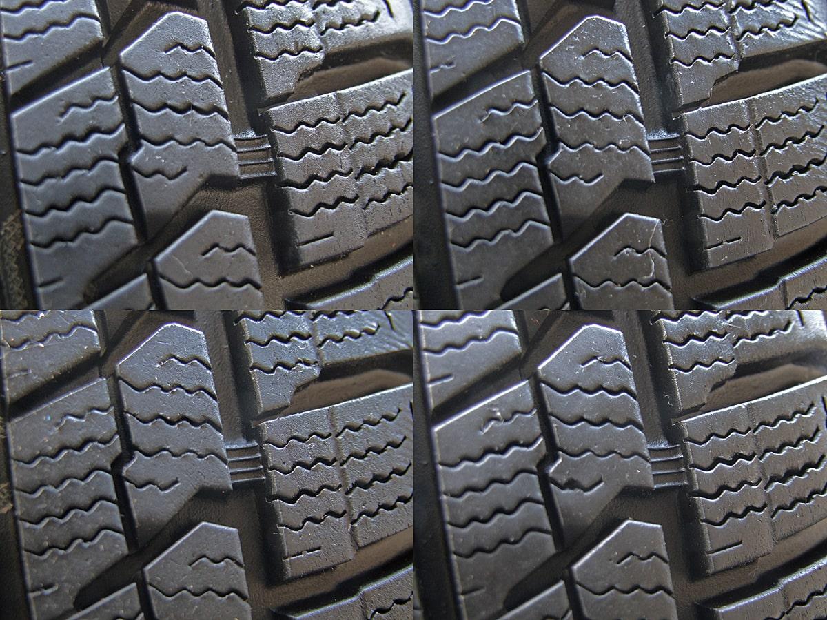 CRIMSON MFD BY ENKEI Team Sparco TS01 ダークシルバー GOODYEAR ICENAVI ZEA2 185/65R15 4本SET