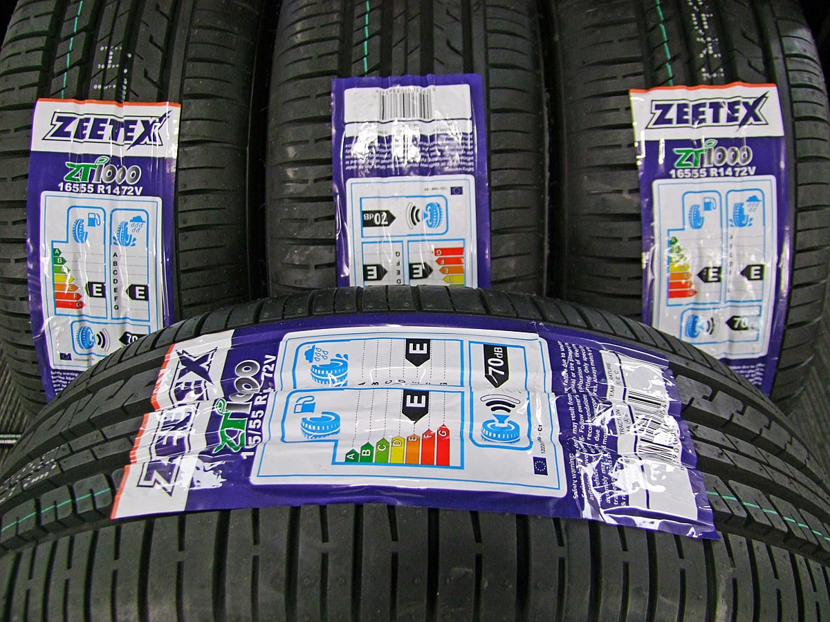 WEDS GYLE VIVAZA マットブラック ZEETEX ZT1000 165/55R14 4本SET