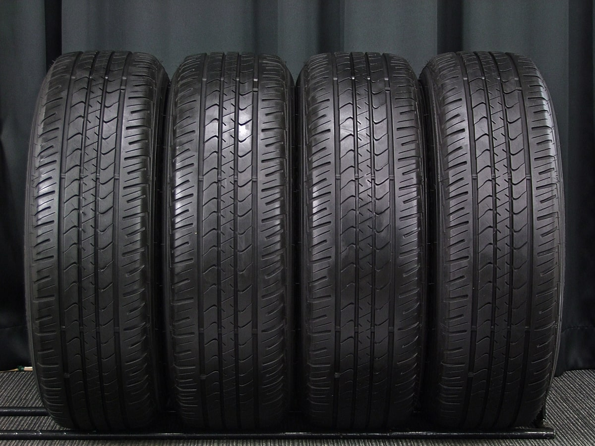 HEATVOICE CORPORATION VATRRA093 ブラックメタリック GOODYEAR EfficientGrip SUV HP01 225/65R17 4本SET