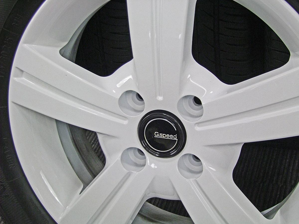 AUTOWAY ホワイト TOYO NANOENERGY 3PLUS 175/60R15 4本SET