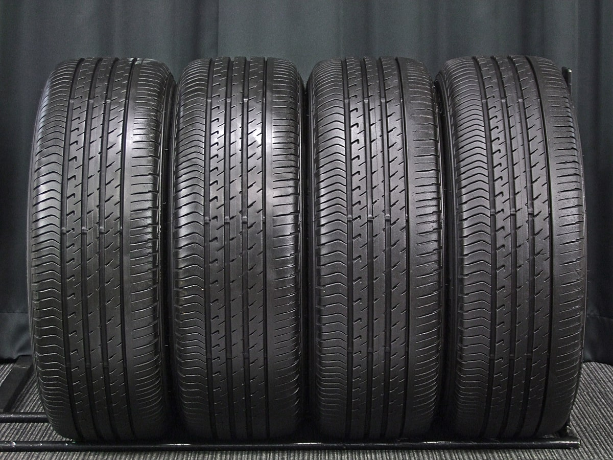 MANARAY SPORT EUROSPEED G10 ダークシルバー DUNLOP VEURO VE303 215/60R16 4本SET