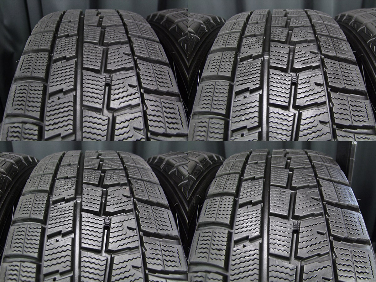 MANARAY SPORT EuroSpeed smart シルバー DUNLOP WINTER MAXX WM01 185/65R15 4本SET