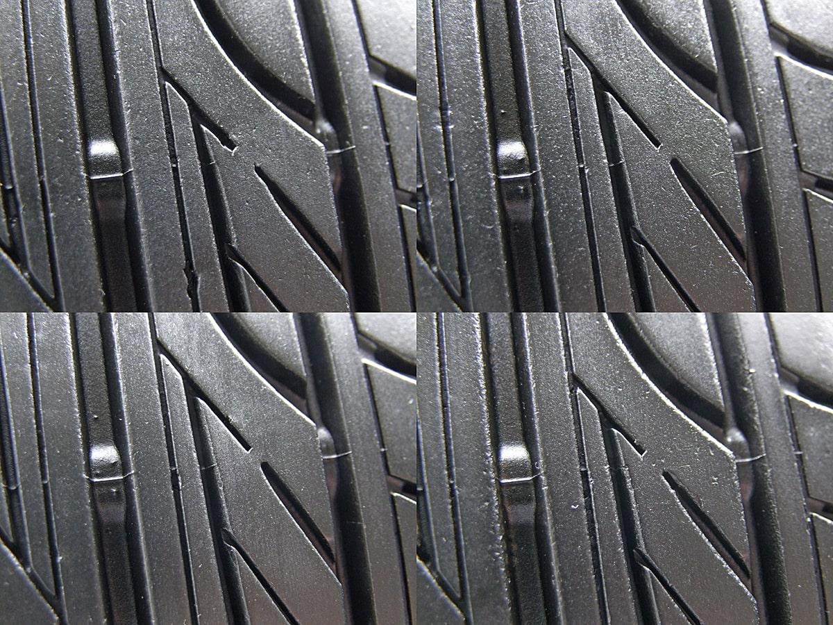 REDLINE crafts STEALTH RACING PROGRESS K36 ブラック GOODYEAR EAGLE LS2000 Hybrid2 165/50R16 4本SET