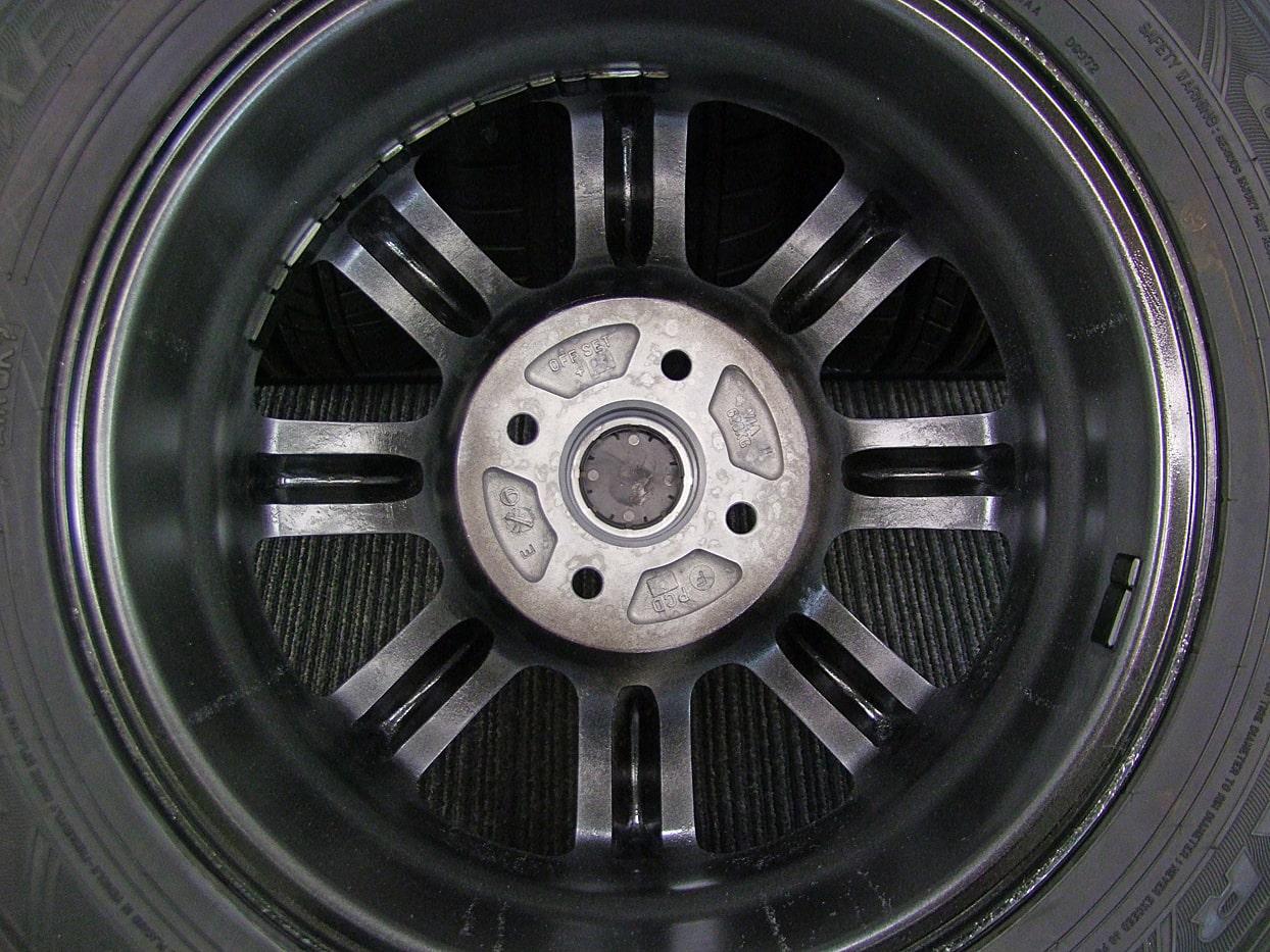 BMW MINI 純正 MINILITE ダークシルバー GOODYEAR EAGLE LS EXE 195/60R15 4本SET