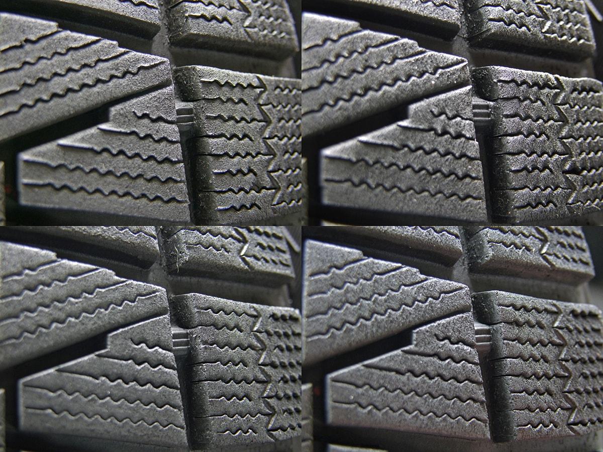 BRIDGESTONE TARGA AGA Nebel シルバー BRIDGESTONE BLIZZAK REVO-GZ 235/45R17 4本SET